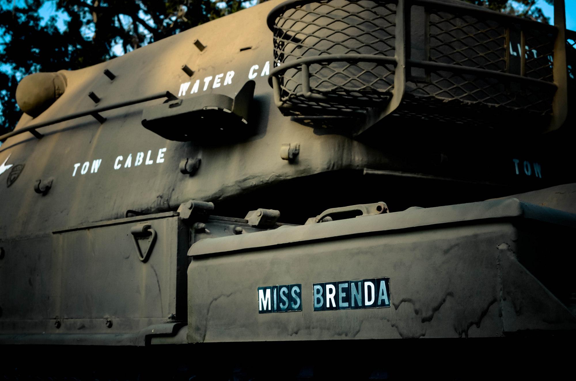 MissBrendaTank