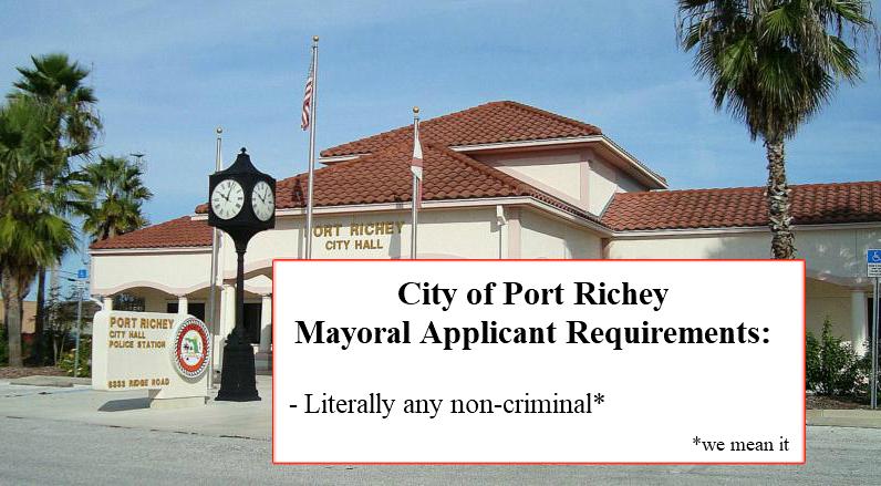 MayoralRequirements